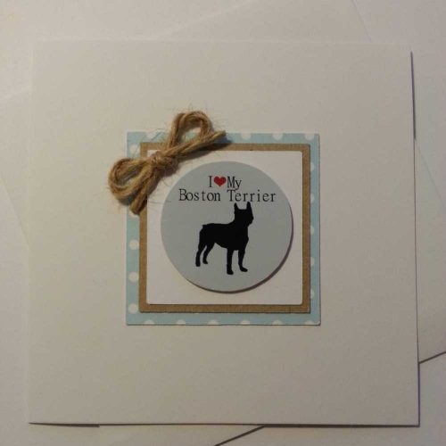 birthday card with dogs on