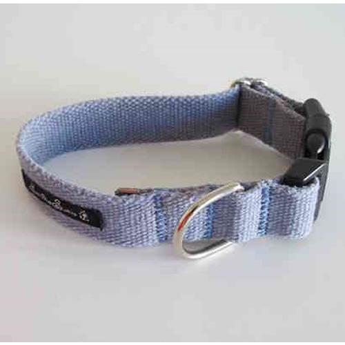 Lavender Hemp Dog Collar