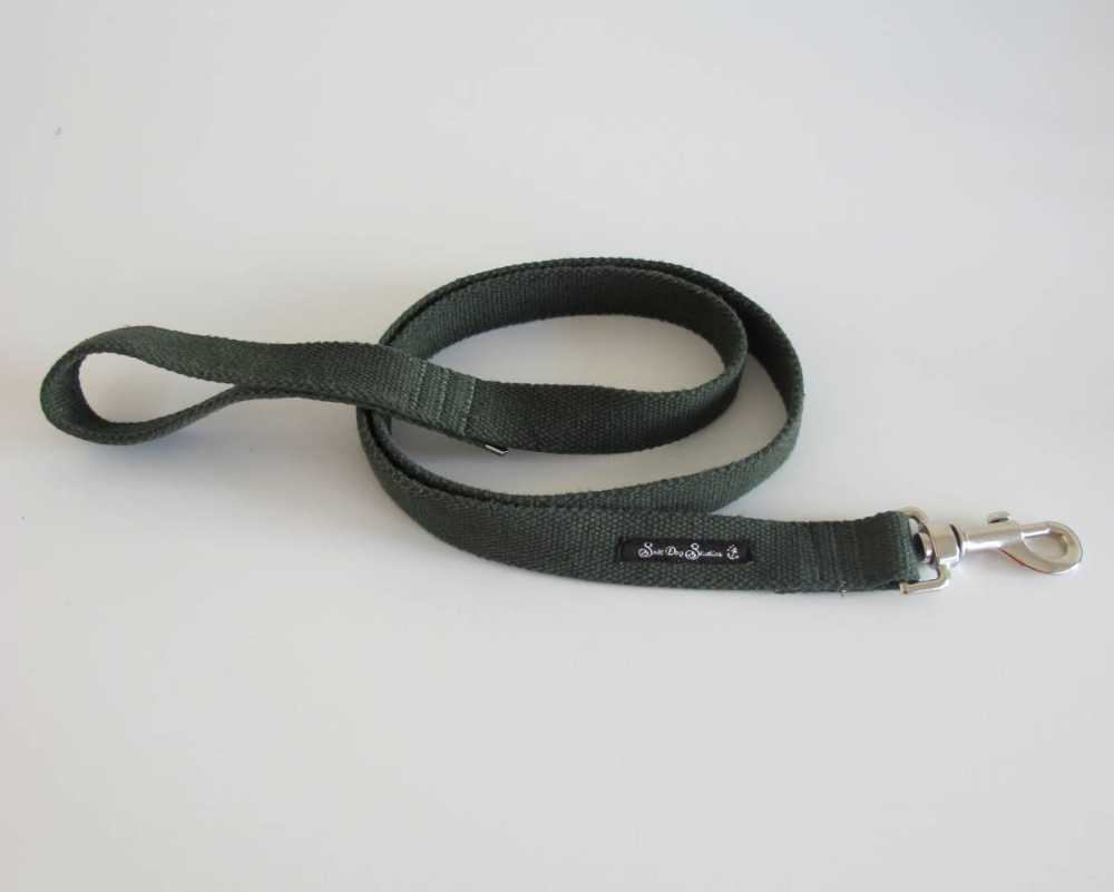 Hemp Dog Collar And Lead