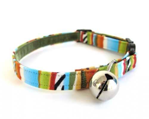 Safari Cat Collar