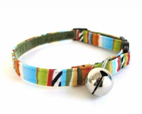 Safari Cat Collar