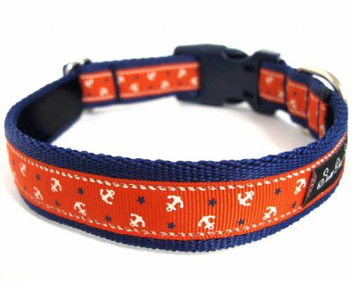 Little Sailors Dog Collar